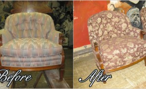 From Shabby to Modern Chic